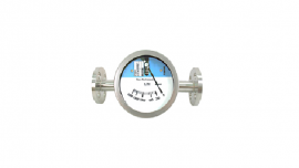 Yatay Metal Tüp Debimetreler-FBRS